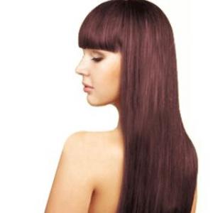 Краска для волос на основе хны СВЕТЛО-КАШТАНОВЫЙ