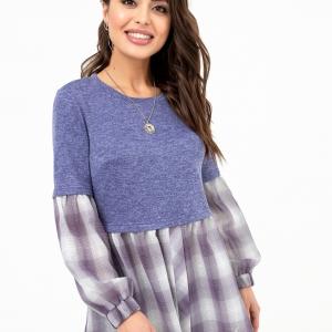 Блуза Ароматная лаванда