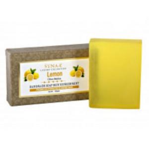 Мыло ручной работы Лимон