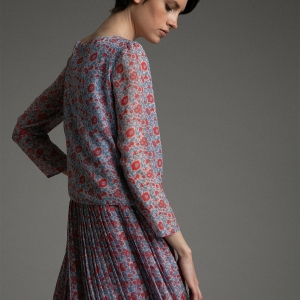 Платье PL1064/mono