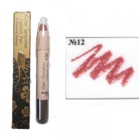 Матовая помада карандаш Color Sensation № 12