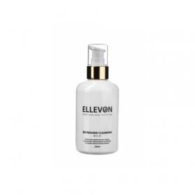 ELLEVON Освежающее очищающее молочко