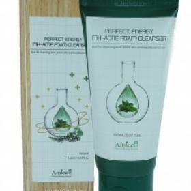 Очищающая пена Amicell Perfect Energy MH-Acne