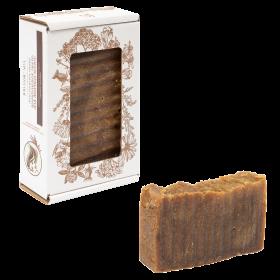 Шампуневое мыло для жирных волос, 110 г