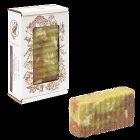 Шампуневое мыло для волос от перхоти, 110 г