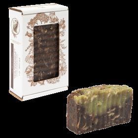 Шампуневое мыло для укрепления волос (от выпадения), 110 г