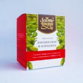Дарджилинг Premium - чёрный чай с кардамоном