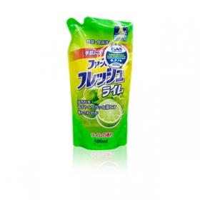 Запасной блок д/жидкости для мытья посуды, овощей и фруктов с ароматом Лимона