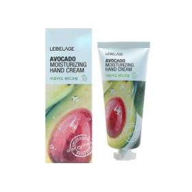 LEBELAGE Увлажняющий крем для рук с экстрактом авокадо