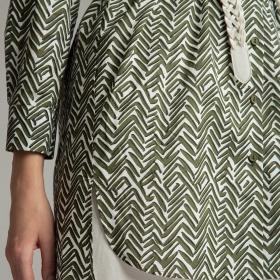 Хлопковая рубашка  B2519/gaston
