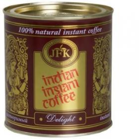 """Растворимый  кофе """"Индиан Инстант"""" """"Delight"""" (порошок"""