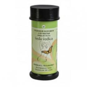 Травяной порошок для мытья лица и тела