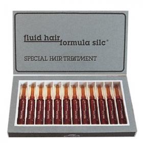 Средство для укрепления структуры волос FLUID HAIR FORMULA SILC