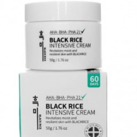 Восстанавливающий крем Black rice intensive cream