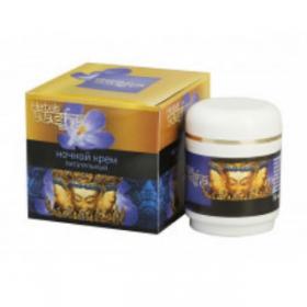 Herbals Aasha  Крем для лица ночной питательный
