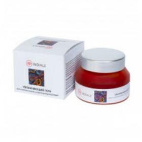 Indiale Увлажняющий гель для сияния кожи с маслом Кумкумади